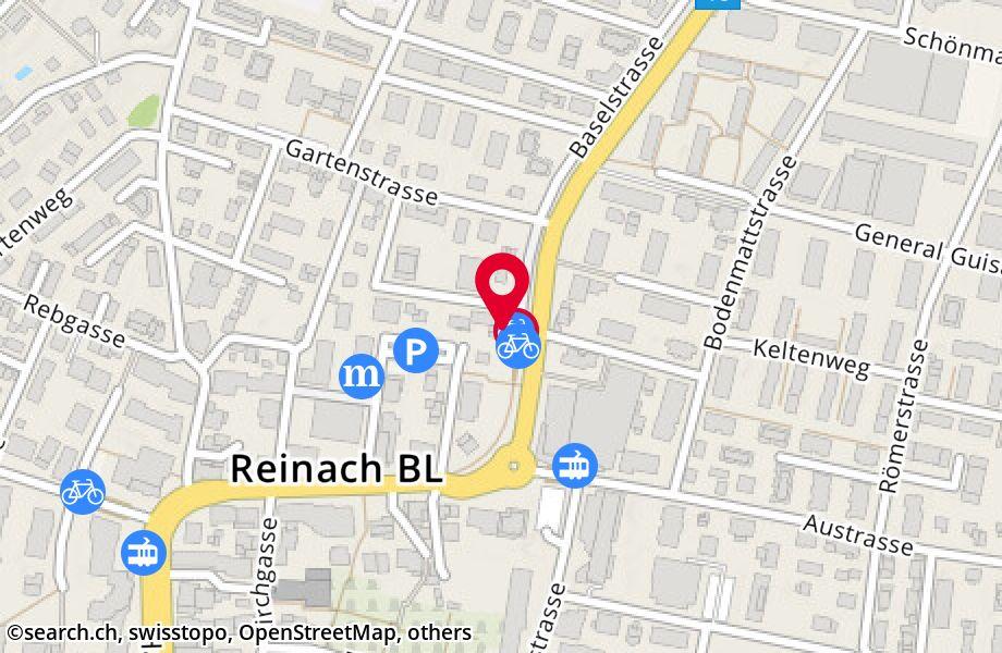 Landererstrasse 1,4153 Reinach