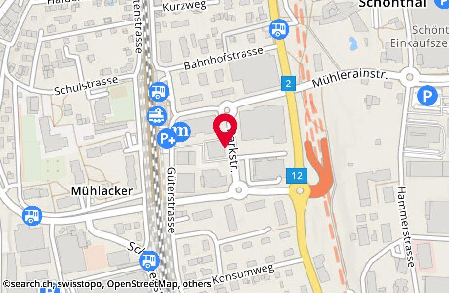 Parkstrasse 3,4402 Frenkendorf