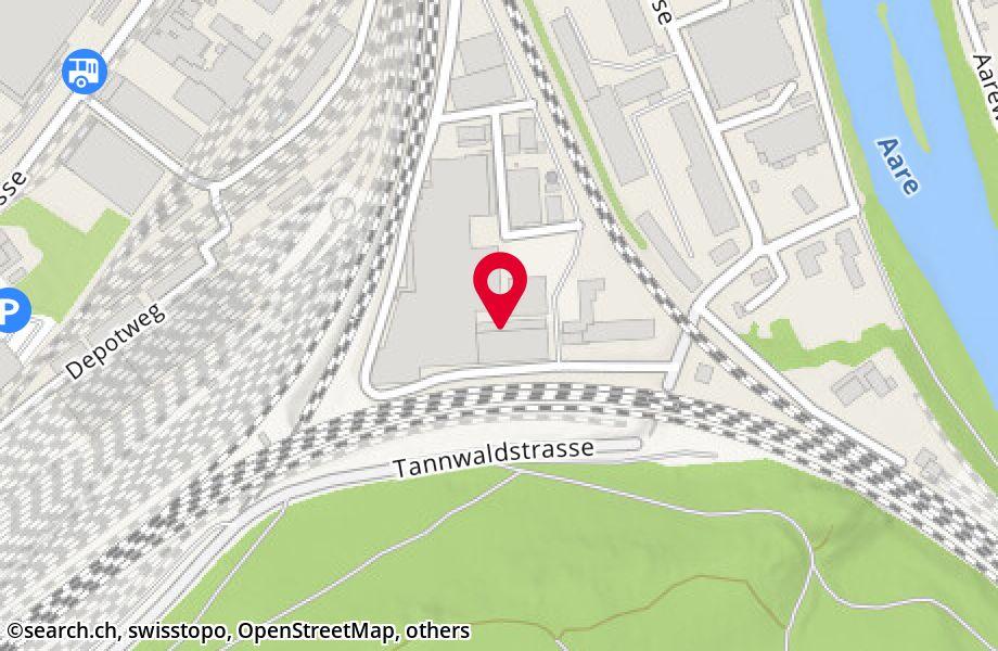 Tannwaldstrasse 101,4600 Olten