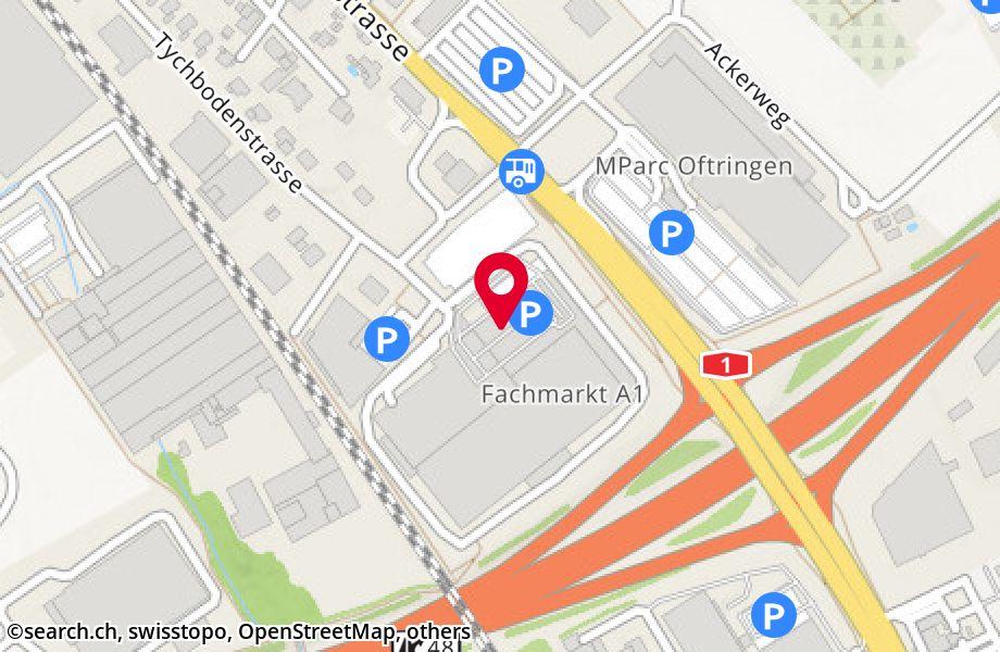Spitalweidstrasse 1,4665 Oftringen
