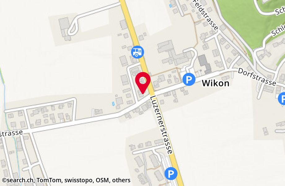 Zentrumstrasse 2,4806 Wikon
