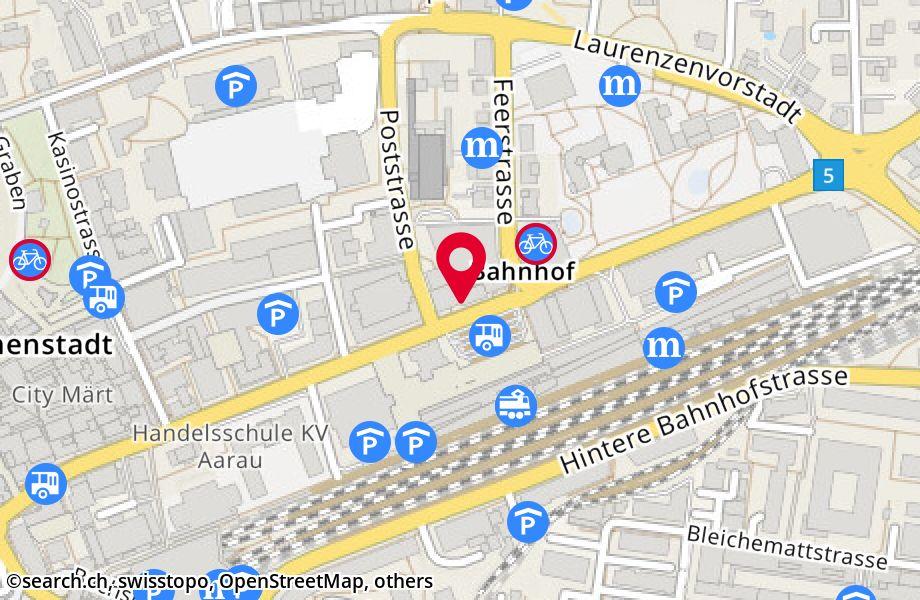 Bahnhofstrasse 67,5000 Aarau