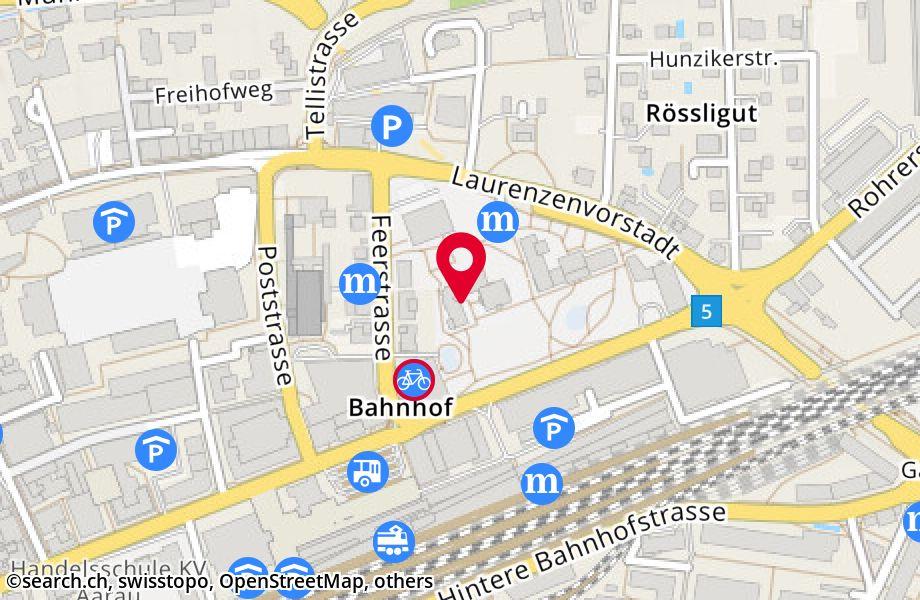 Bahnhofstrasse 79,5000 Aarau