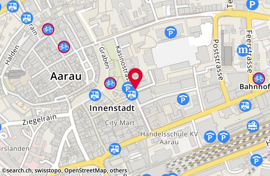 Kasinostrasse 19,5000 Aarau
