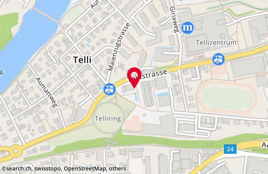 Tellistrasse 58,5000 Aarau