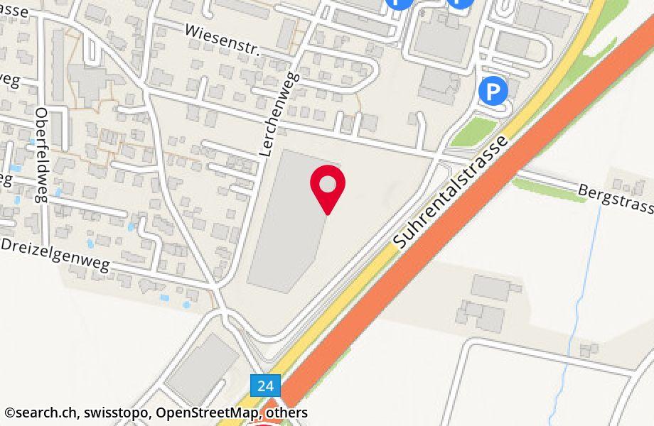Industriestrasse 50,5036 Oberentfelden