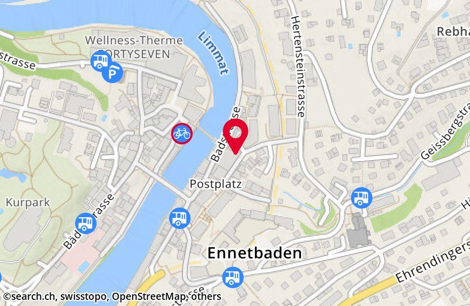 Hertensteinstrasse 5,5408 Ennetbaden