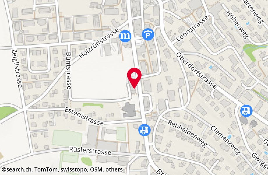 Bremgartenstrasse 20,5443 Niederrohrdorf