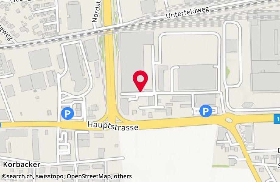 Unter Schoore 508,5502 Hunzenschwil