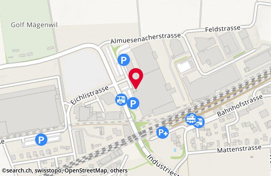 Industriestrasse 10,5506 Mägenwil