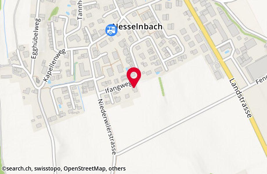 Ifangweg 15,5524 Nesselnbach