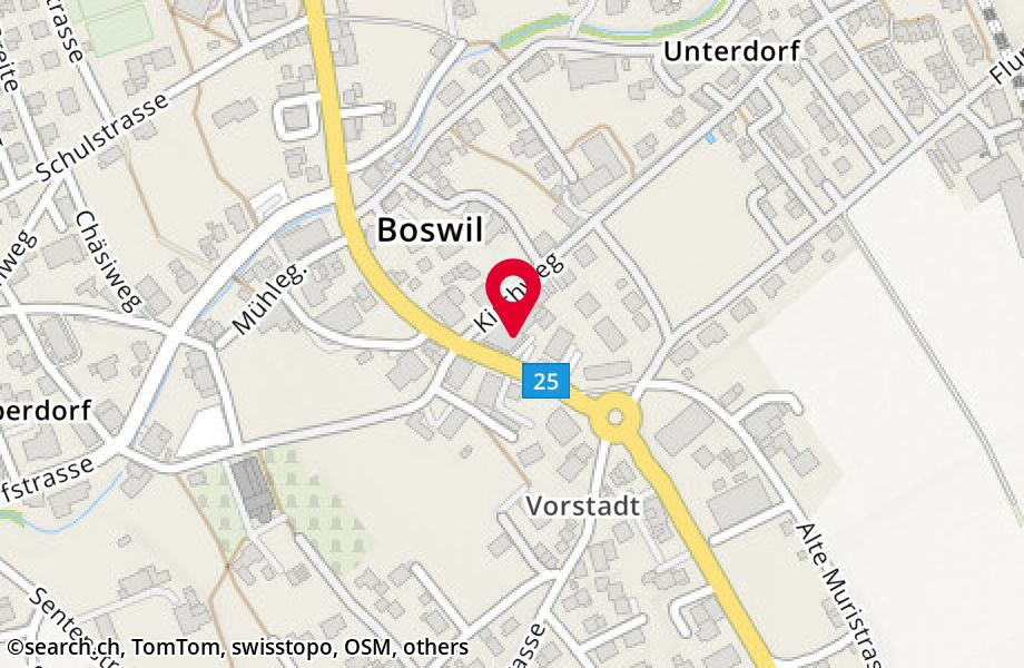 Zentralstrasse 21,5623 Boswil
