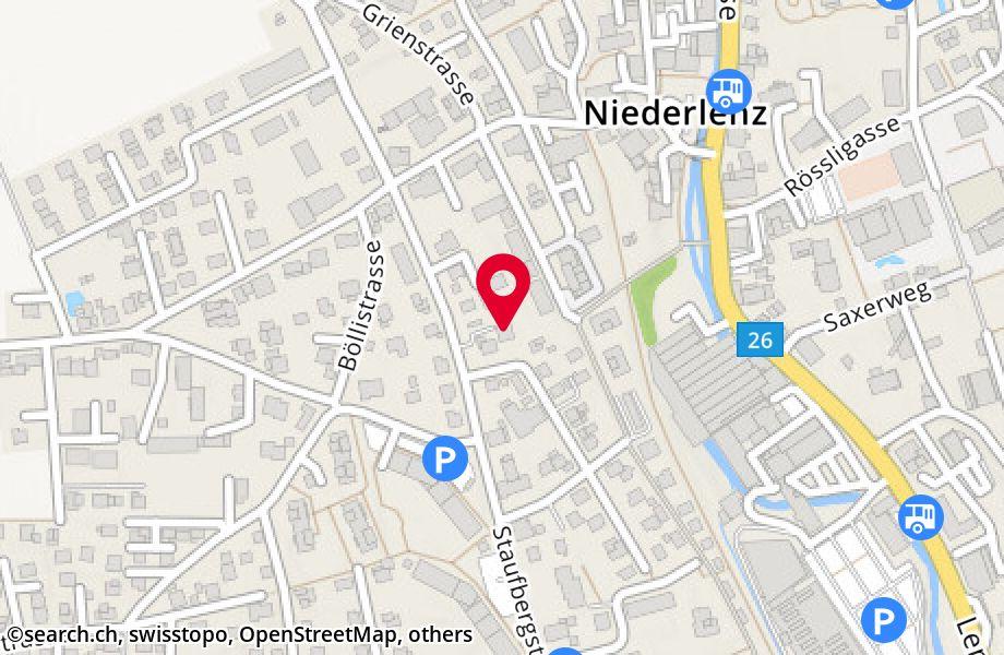 Staufbergstrasse 11A,5702 Niederlenz
