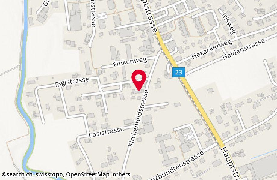 Kirchenfeldstrasse 4,5726 Unterkulm