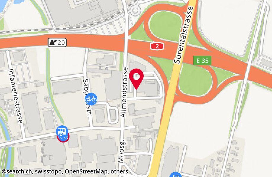 Allmendstrasse 4a,6210 Sursee