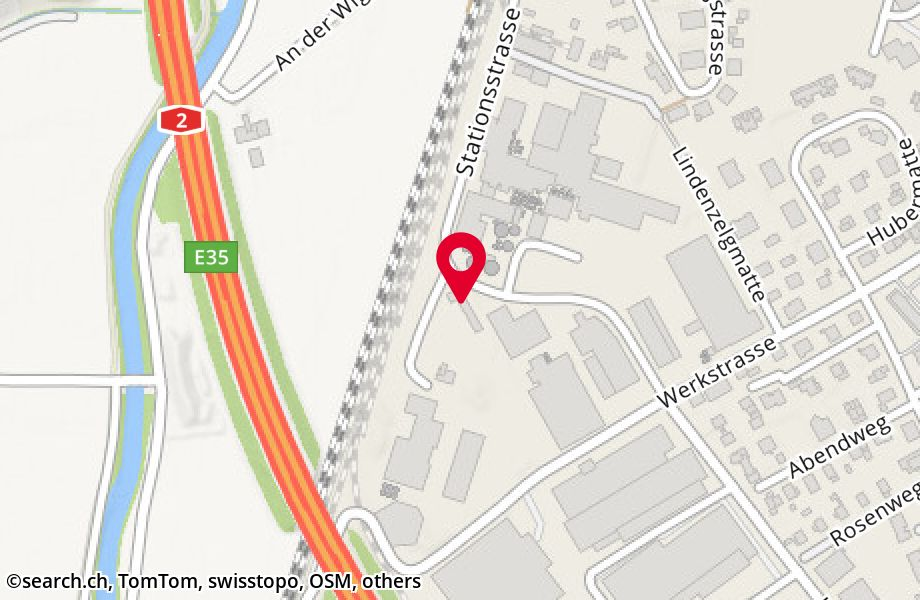 Industriestrasse 35,6252 Dagmersellen