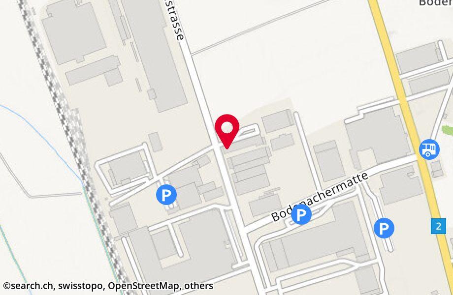 Industriestrasse 24,6260 Reiden