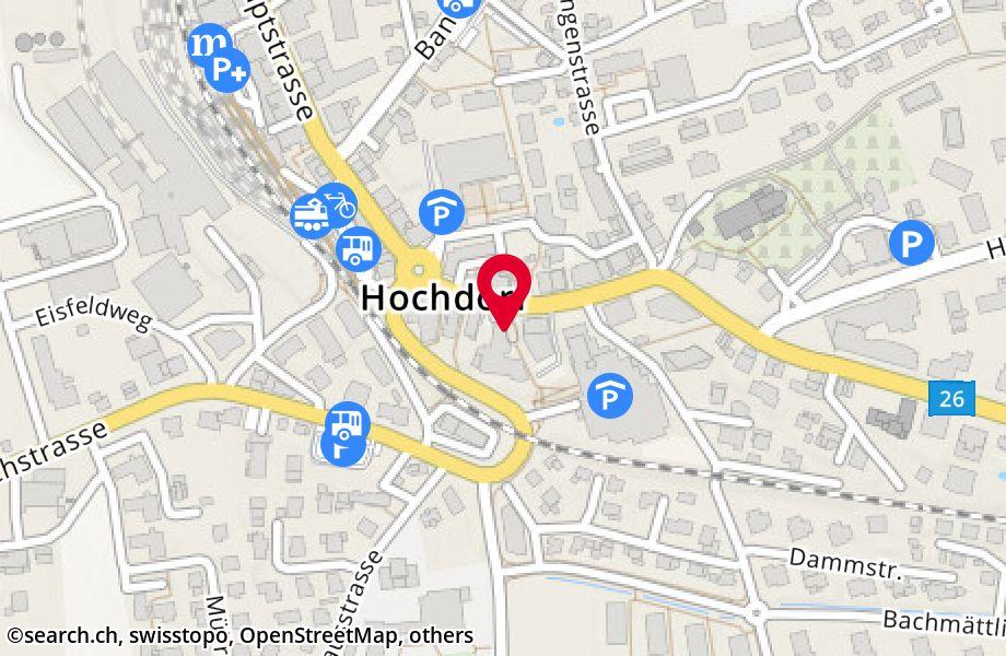 Hauptstrasse 9,6280 Hochdorf