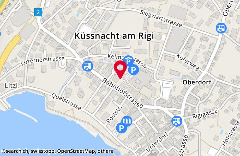 Bahnhofstrasse 22,6403 Küssnacht am Rigi