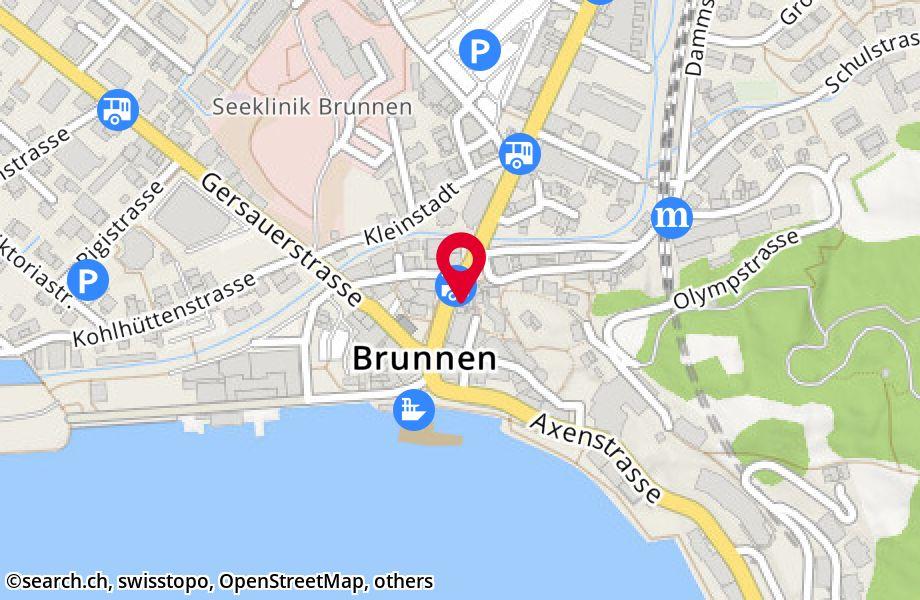 Bahnhofstrasse 12,6440 Brunnen