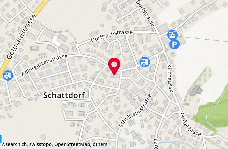 Adlergartenstrasse 15,6467 Schattdorf