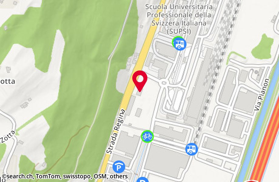 strada Regina 50,6934 Bioggio