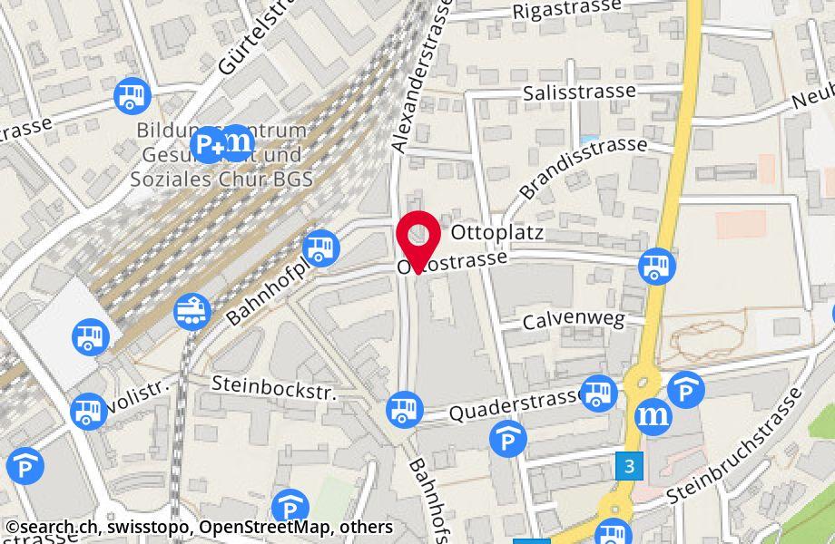 Alexanderstrasse 18,7000 Chur