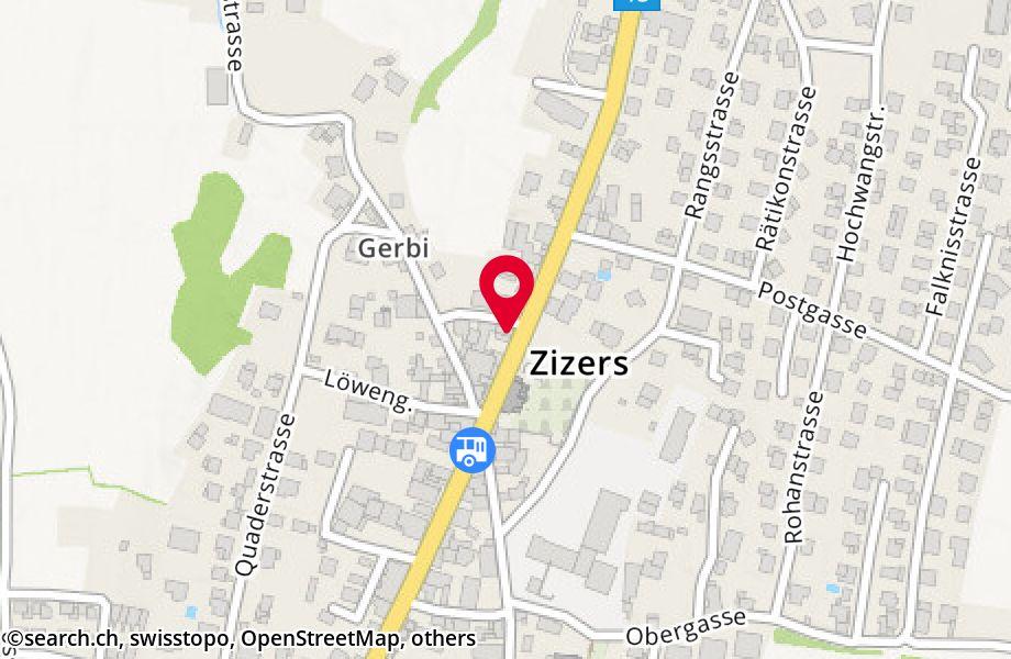Kronengasse 1,7205 Zizers