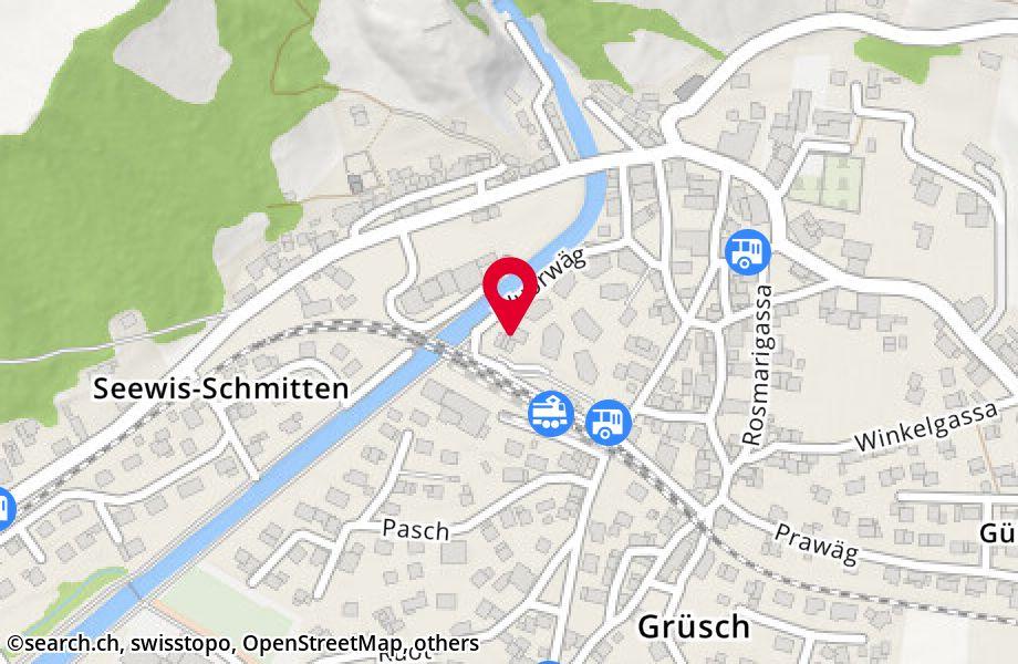 Bahnhofstrasse 28,7214 Grüsch