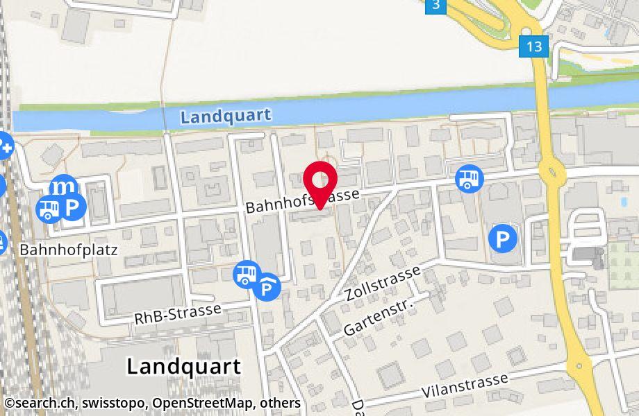 Bahnhofstrasse 34,7302 Landquart