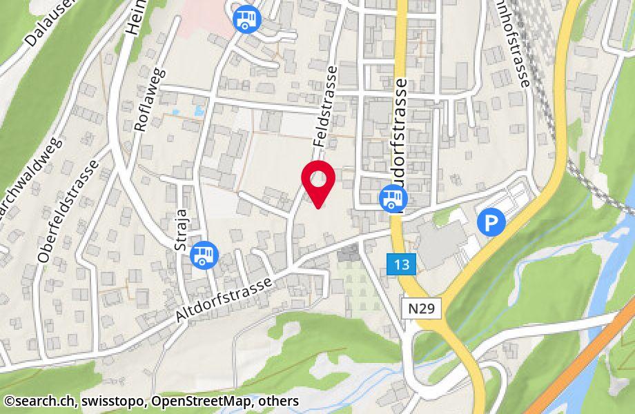 Feldstrasse 2,7430 Thusis