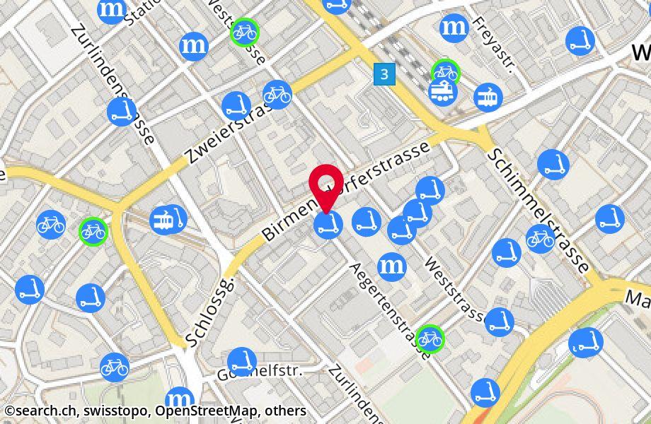 Aegertenstrasse 56,8003 Zürich