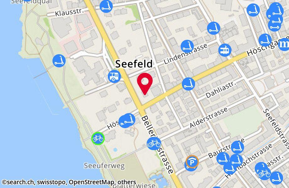 Bellerivestrasse 45,8008 Zürich