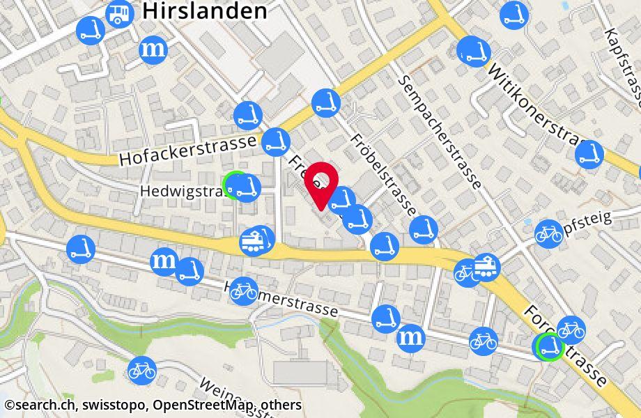 Freiestrasse 210,8032 Zürich