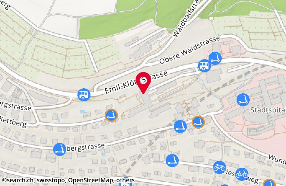 Emil-Klöti-Strasse 25,8037 Zürich