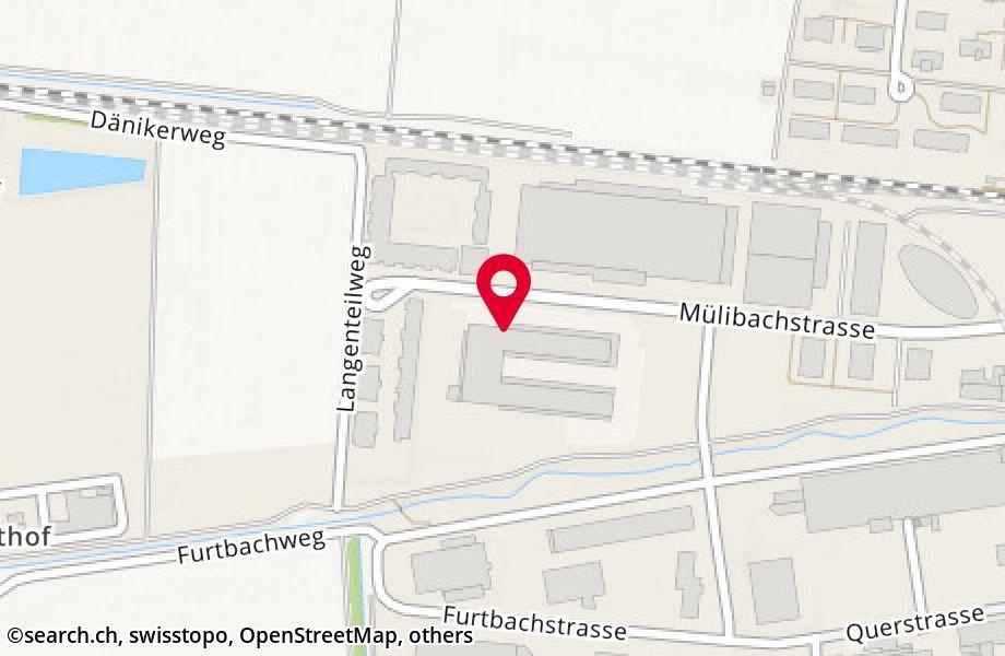 Mülibachstrasse 41,8107 Buchs