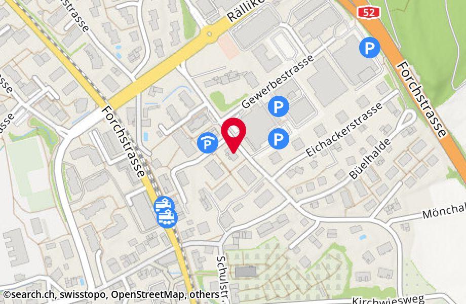 Mönchaltorferstrasse 8,8132 Egg b. Zürich