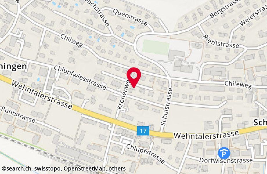 Chlupfwiesstrasse 31,8165 Oberweningen