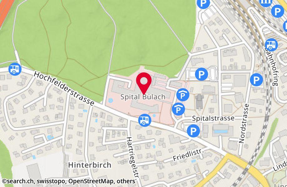 Spitalstrasse 24,8180 Bülach