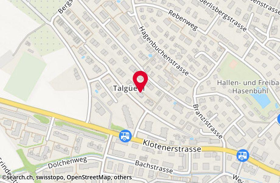 Talgüetlistrasse 12,8303 Bassersdorf
