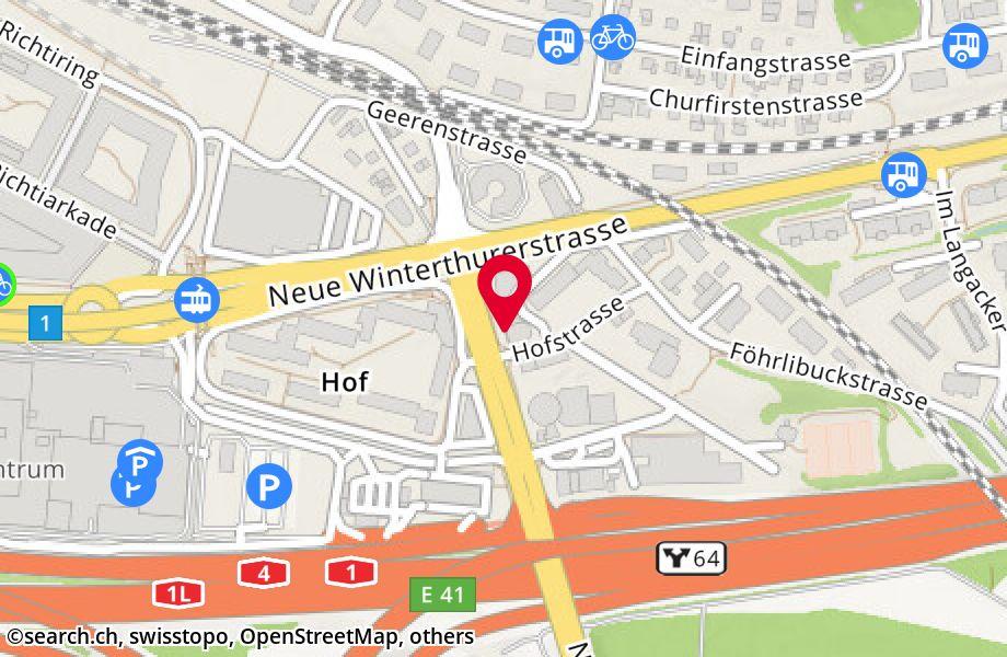 Neugutstrasse 57,8304 Wallisellen