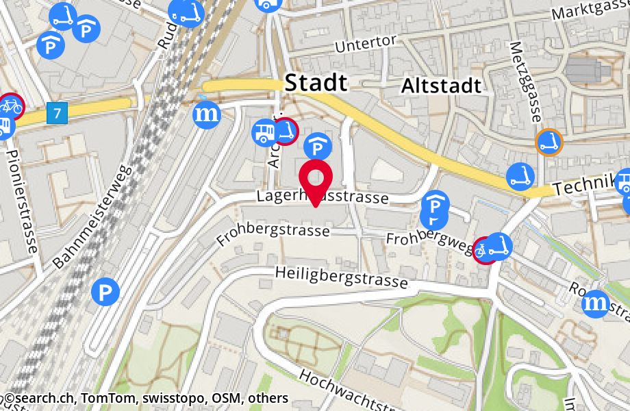 Lagerhausstrasse 11,8400 Winterthur