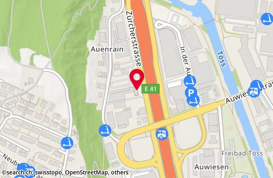 Zürcherstrasse 254,8406 Winterthur