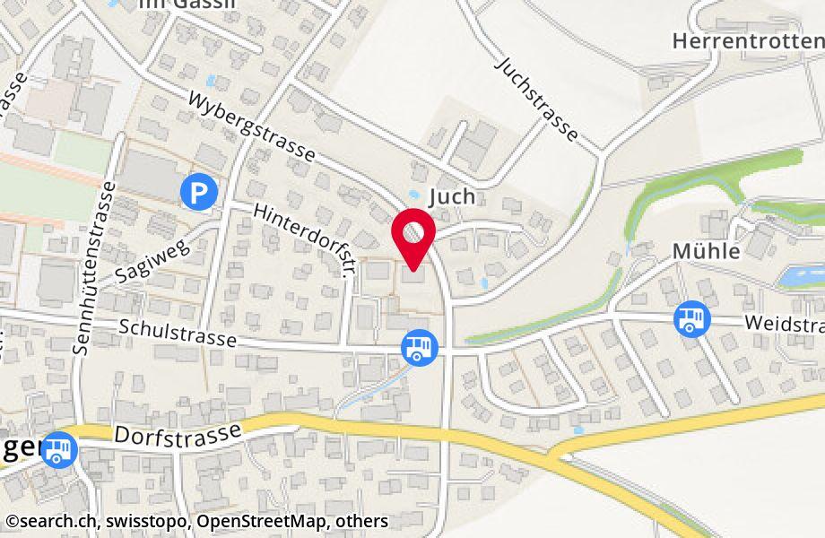 Hinterdorfstrasse 10,8542 Wiesendangen