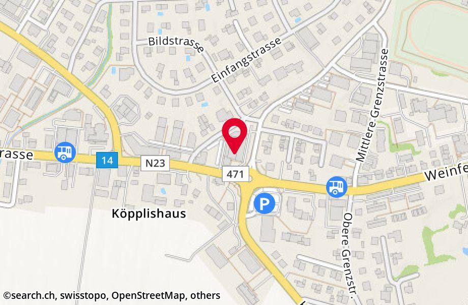 Weinfelderstrasse 74,8580 Amriswil