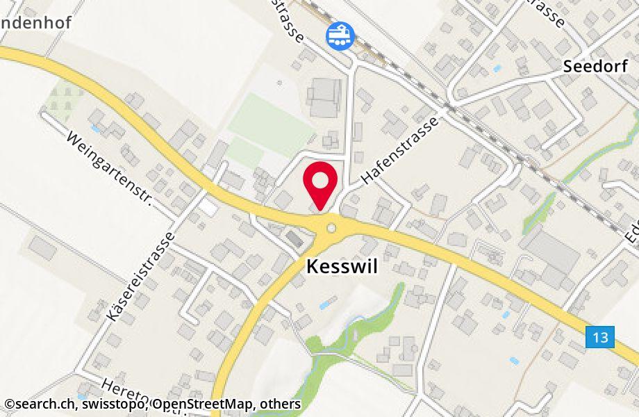 Hafenstrasse 1,8593 Kesswil