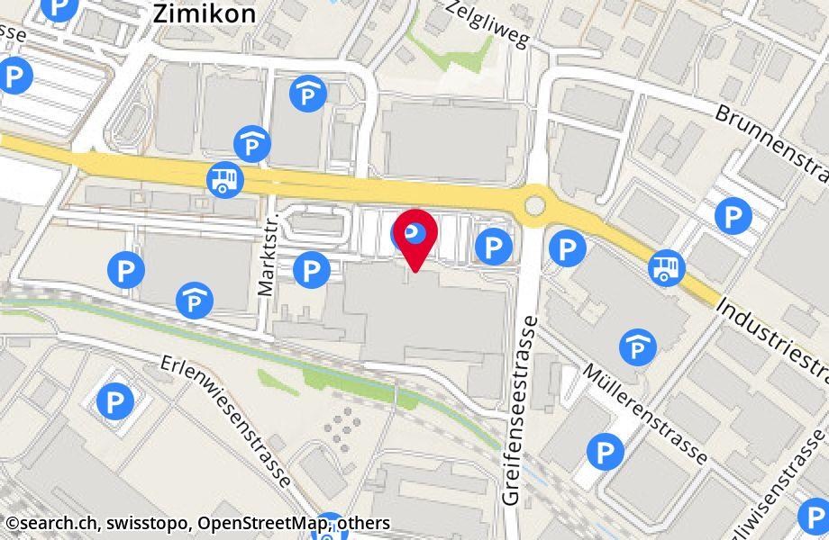 Industriestrasse 20,8604 Volketswil