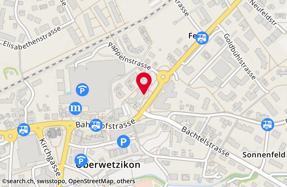 Bahnhofstrasse 167,8620 Wetzikon