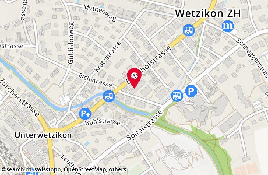 Bahnhofstrasse 36,8620 Wetzikon