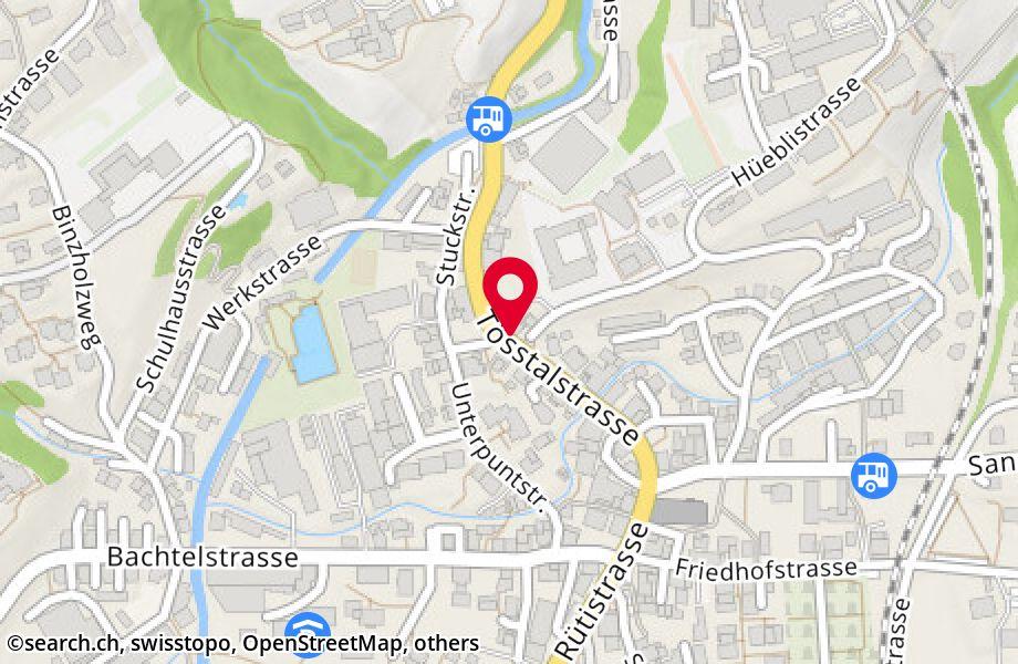 Tösstalstrasse 40,8636 Wald